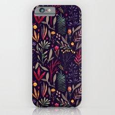 Botanical pattern iPhone 6 Slim Case