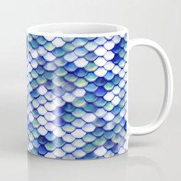 Mermaid Tale Pattern Coffee Mug