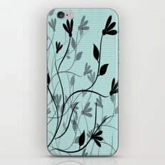 Gentle Breeze iPhone & iPod Skin