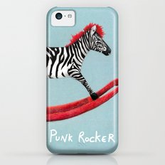 Punk Rocker iPhone 5c Slim Case