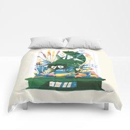 Diorama 2/2 - Happy Camper Comforters