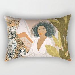 House Guest Rectangular Pillow