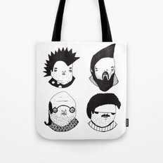 Busts 2° Part Tote Bag