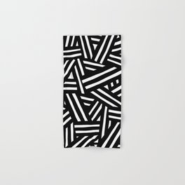 Monochrome 01 Hand & Bath Towel