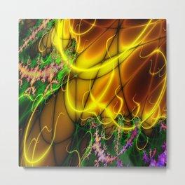 Yellow and more (A7 B0147) Metal Print