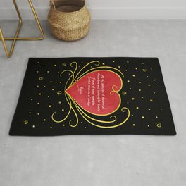 Rumi: Particles in Love Rug