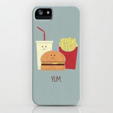 Fast Food Slim Case iPhone (5, 5s)