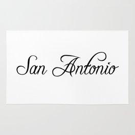 San Antonio Rug