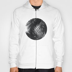Palms Black Hoody