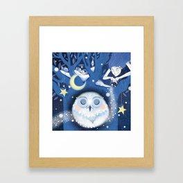 Winter Dream Framed Art Print