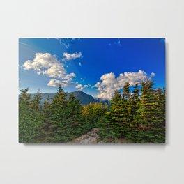 Mount Washington Auto Road Metal Print