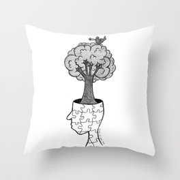 Braintree Throw Pillow