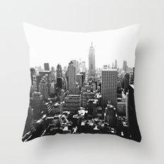 sightline Throw Pillow