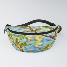 Budding Branches Fanny Pack
