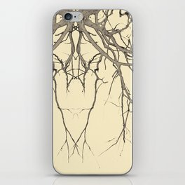 branches#04 iPhone Skin