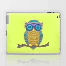 Henna Owl Laptop & iPad Skin