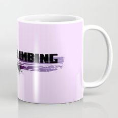 Rock Climbing - Female Mug