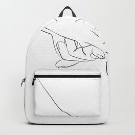 Pinky Promise VIII Backpack