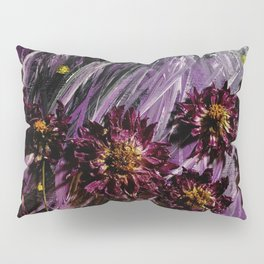 Dahlia Storm Pillow Sham