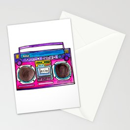 The Boom! Stationery Cards