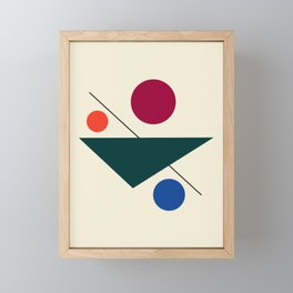 Abstract 26 Framed Mini Art Print