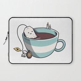 Teatime is ME Time Laptop Sleeve