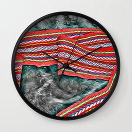 Metis Sash Wall Clock
