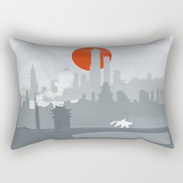 Avatar The Legend of Korra Poster Rectangular Pillow