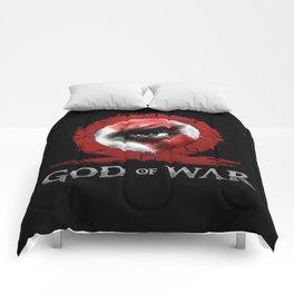 God of War Comforters