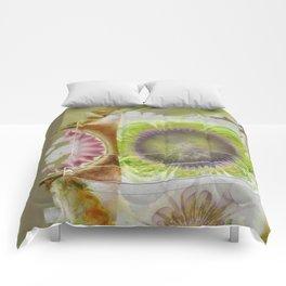 Rueful Naked Flower  ID:16165-043820-63011 Comforters