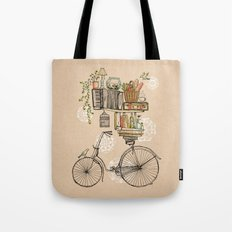Pleasant Balance Tote Bag