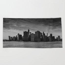 Manhattan Beach Towel