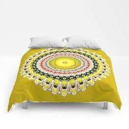 Feeling Lemony.... Comforters
