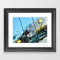 Carnaval 1 Framed Art Print