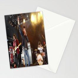 Arctic Monkeys in Williamsburg, New York Stationery Cards