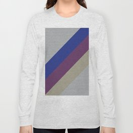 Dynamic Recording Video Cassette Palette Long Sleeve T-shirt