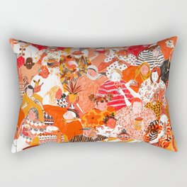 Girls Rectangular Pillow
