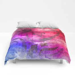 Arabic Calligraphy Art Painting Comforters