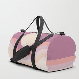 Lilac Rainbow Canyon Duffle Bag