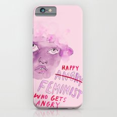 Angry feminist Slim Case iPhone 6