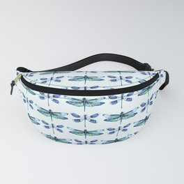Dragonfly Wings Fanny Pack