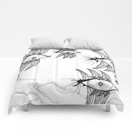flocking Comforters