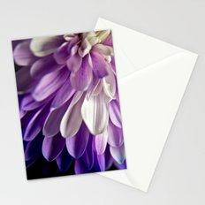 Burst of Purple  Stationery Cards