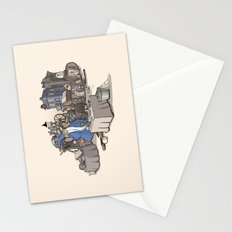 Collection of Curiosities Stationery Cards