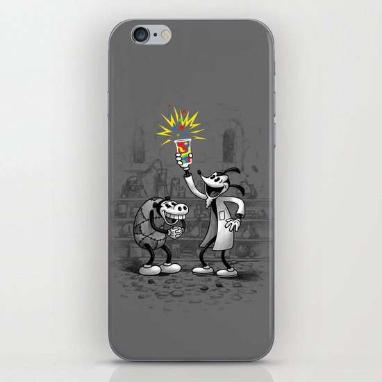 Invention of Colour iPhone & iPod Skin
