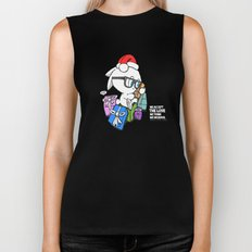 We Accept the Love We Think We Deserve. Biker Tank