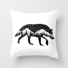Nightcall  Throw Pillow