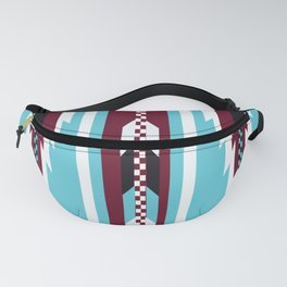 American Native Pattern No. 43 Fanny Pack