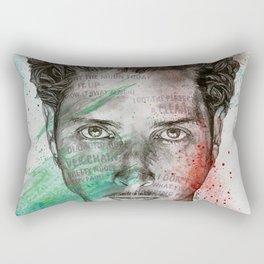 Pretty Noose: Tribute to Chris Cornell Rectangular Pillow
