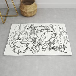 Kaslo River Flow Rug